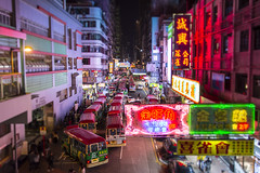 hong kong transport (Greg Rohan) Tags: nightphotography nightlights transport hongkong streetofhongkong d7200 2017 pink china asia bus buses
