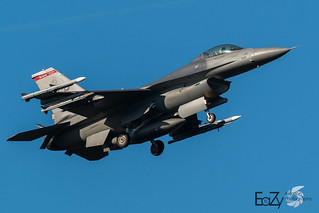 91-0418 United States Air Force General Dynamics F-16C Fighting Falcon