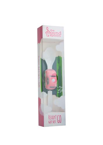 Carspoon sideways pink