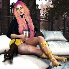 📷  Hair Fair 2017 Photo Contest. (ℒidsα) Tags: lovehair reign chicchica pinkranger kibitz gorgeousdolls mg jian knotco pout endlesspaintattoos color colors colorlover pinkhair tattoo tattoed girly dog pet friend puppy chihuaha juicy pineapple hairfairphoto2017contest hairfair contest event thearcade free woh womanonlyhunt hunt freebies itdoll doll girl cute woman lotd fashion game gamer gamergirl gamedoll avatar sl secondlife slavatar slfashion freebie mesh pixel virtual virtualworld beauty beautiful photo photograph snapshot clothing clothes picture blog blogger slblogger secondlifeblogger moda