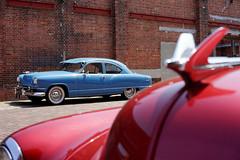 Kaiser Deluxe, Glion Museum (Eric Flexyourhead) Tags: minato minatoku 港区 osaka osakashi 大阪市 kansai 関西地方 japan 日本 museum carmuseum car american vintage classic kaisermotors kaiser deluxe kaiserdeluxe sedan sonyalphaa7 zeisssonnartfe55mmf18za zeiss 55mmf18
