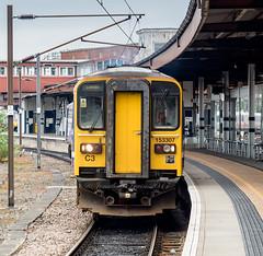 Class 153 153307 Northern Rail_7030013 (Jonathan Irwin Photography) Tags: class 153 153307 northern rail