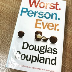173-365 (my mate jay) Tags: 173365 22062017 bookstagram douglascoupland worstpersonever 365project