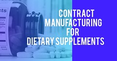Costs & Benefits: Contract Manufacturing Dietary Supplements (abhpharmainc) Tags: manufacturing dietary supplement