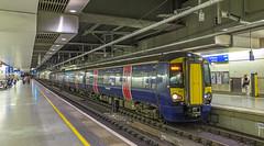 377520 St Pancras 24/06/2017 (Waddo's World of Railways) Tags: 377 520 377520 class377 stpancras emu rail railway train