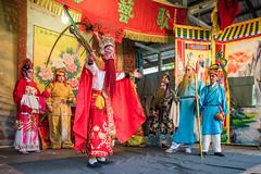 Bewilderment (terrencechuapengqui) Tags: tua pek kong pulau ubin chinese teochew opera