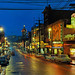 Chinatown at Night, Vancouver, B.C.