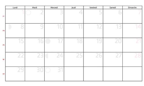 Page intérieure // Exemple de dates