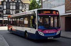 KX62 BRZ (markkirk85) Tags: coventry bus buses alexander dennis e20d enviro 200 stagecoach midlands new midland red south 112012 36752 kx62 brz kx62brz