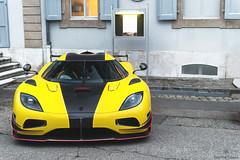 Agera ML (Mattia Manzini Photography) Tags: koenigsegg agera rs ml supercar supercars car cars carspotting nikon v8 yellow hypercar geneva geneva2017 switzerland automotive automobili auto