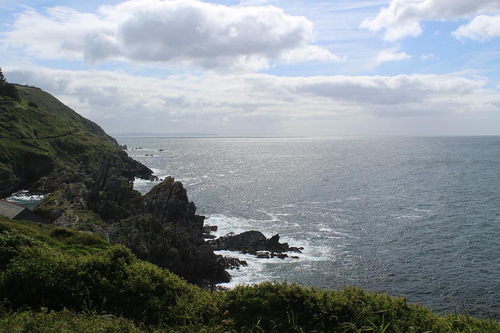 polperro coast