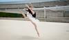 Ballerina leaps (tibchris) Tags: ballet ballerina dance ariel arieldanceproductions arieldancestudio sanjose asian beauty jete