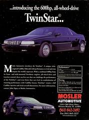 1999 Mosler TwinStar (Cadillac Eldorado) (aldenjewell) Tags: 1999 mosler twinstar cadillac eldorado twin engines 600 hp awd ad