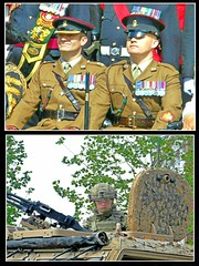 Regimental Faces ... (** Janets Photos **) Tags: uk hull parades army regiments yorkshireregiment faves soldiers officers