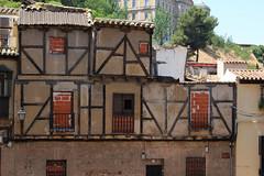 Tolède (hans pohl) Tags: espagne castillelamanche toledo architecture houses maisons ruines abandonné abandoned cities villes