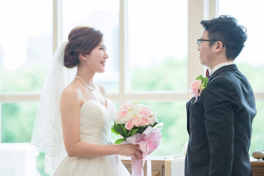教堂,證婚,儀式,婚攝,翡麗詩莊園