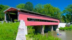 Smith Covered Bridge (jcbwalsh) Tags: bridge covered de delaware smith winterthur