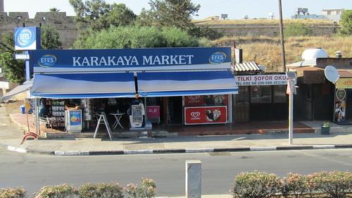Karakaya Market, Famagusta