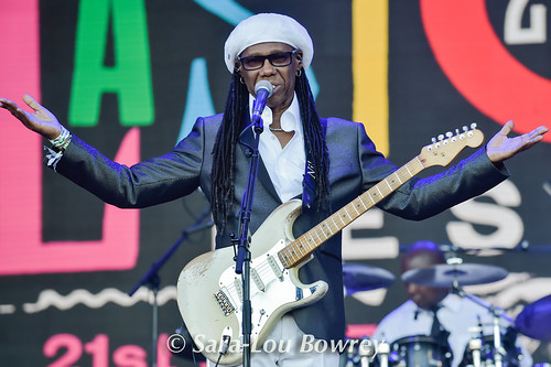 Chic Glastonbury 2017