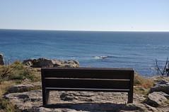 Castro de Baroña. Galicia. Playa (adribouzada) Tags: banco galicia mar playa paisaje naturaleza baroña paz relax