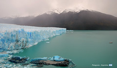 Perito Moreno (YellowSingle 单黄) Tags: perito moreno glacier polaire argentina patagonia nikon lake