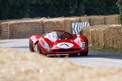 Ferrari P3/4 (aguswiss1) Tags: ferrarip34 fos festivalofspeed goodwood supercar racecar ferrari ferrrarip3 ferrariclassiche classiche classiccar fastcar millioncar lemans