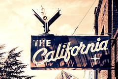 The California (Carrie McGann) Tags: thecaliforniaclub sign neonsign neon auburn 070617 nikon interesting