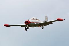 Hispano HA-200D D-IWMS (Jaapio) Tags: aviation aircraft airshow airforce airplane geilenkirchen etng 35 years nato awacs military