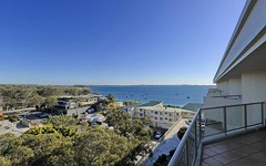 Apartment 801/47 Shoal Bay Road, Shoal Bay NSW