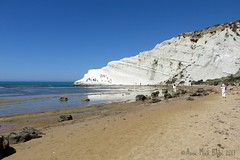 SPIAGGIA & SCALA DEI TURCHI || BEACH & TURKISH STEPS || STRAND & TURKSE TRAPPEN (Anne-Miek Bibbe) Tags: sicilië sicilia sicily oostsicilië italia italië italy zee sea turksetrappen canonpowershotsx280hs annemiekbibbe bibbe 2017 scaladeiturchi turkishsteps mare spiaggia strand beach