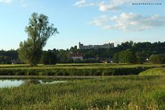 Janowiec Castle (majatravels) Tags: poland polska outdoor architecture castle historical green landscape europe water tree building