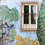 A garden view:  Salernes, Var, Provence thumbnail