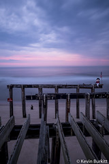 Ocean Grove Sunrise 7-12-17 (1 of 1) (Kevin R. Burkitt) Tags: oceangrove fujixpro2 fujixpro21024f4 lee leefilters littlestopper manfrotto sunrise