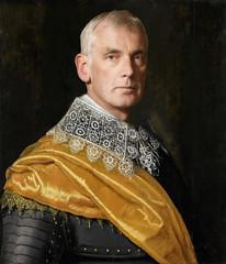 portret van een officier - wybrand_de_geest (hessels_peter) Tags: goldenage goudeneeuw inspiredby classicportrait klassiekportret rembrandt