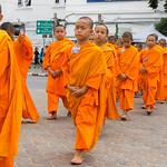 Niños en Bangkok. Tailandia. thumbnail