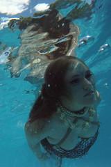 _DSC6707 (Daniel Breitenbach) Tags: mermaid underwater blue