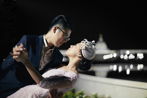 Pre-Wedding [ 南部婚紗 - 草原森林建築特殊景類婚紗 ] 婚紗影像 20170510 - 287拷貝