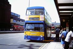 Fareway, Kirkby 152 (OJD 245R) (SelmerOrSelnec) Tags: fareway kirkby leyland fleetline mcw ojd245r liverpool londontransport dms bus