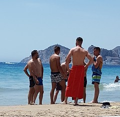Benidorm - May 2017 (CovBoy2007) Tags: benidorm spain spanish espania costablanca beach ocean beachholiday beaches sea naked speedos man nipples torso men nudist nudistbeach feet legs gay gaybeach shirtless homme athletic jock jocks narcissus sonsofadam sonofadam boy lad boys lads chico manhunt nips anatomy maleanatomy nipple bulge hunk muscle guy handsome handsomemen musclemen toned hotmen sexymen sexy male malebody mensbodies stud studs hot lemale nude butch adonis nudista chest guys pecs shirtoff nudeboy hunks costas