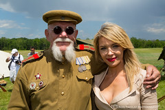 BB_kasak1 (ronfin44) Tags: wwii wwiiweekend wwiiairshow war airplane aircraft soldiers allies allied axis german ss nazi yankee lady b17 b25 b24 liberator panchito russians russian ruskie british paratrooper army navy marines airforce veterans veteran uniform medals awards troops