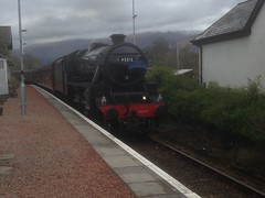 45212 (feroequineologist) Tags: 45212 black5 lms railway train steam jacobite wcrc mainlinesteam