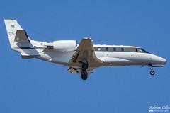 NetJets --- Cessna 560XL Citation XLS --- CS-DXW (Drinu C) Tags: adrianciliaphotography sony dsc rx10iii rx10 mk3 mla lmml plane aircraft aviation bizjet privatejet netjets cessna 560xl citation xls csdxw