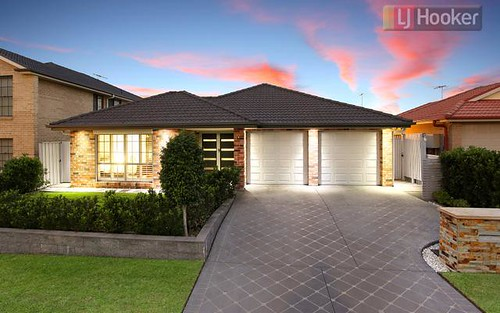 32 Lilydale Drive, Woodcroft NSW