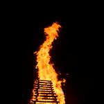 Midsummer bonfire in Voujeaucourt, 17 Jun 2017 thumbnail