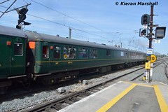 547, Connolly, 20/6/17 (hurricanemk1c) Tags: dublin connolly railways railway train trains irish rail irishrail iarnród éireann iarnródéireann 2017 rpsi railwaypreservationsocietyofireland mark2 brel 1445dublinconnollywhiteheadrpsi steamdreams 547