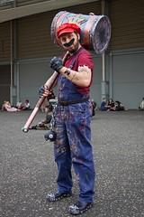 Elder Brother Mario (2) (l plater) Tags: supermariobros nintendo 2017supanovaexpo sydneyolympicpark cosplay