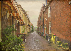 Trompetstraat, Delft, Netherlands (Sally E J Hunter) Tags: delft netherlands holland oudedelft streetscape trompetstraat sintursulasteeg nederland explore explored