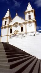 Igreja Matriz de Santa Luzia, MG (Raul Lisboa) Tags: igreja escada escadaria brasil brazil minasgerais santaluzia patrimonio