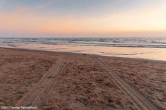 Road to nowhere... (George Pachantouris) Tags: holland netherlands sunset sunrise egmond aan zee sea ocean lighthouse vacation holiday summer travel