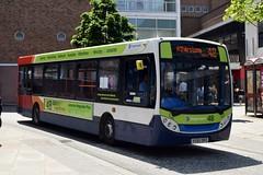 KX60 DRO (markkirk85) Tags: coventry bus buses alexander dennis enviro 200 stagecoach midlands new midland red south 102010 36158 kx60 dro kx60dro